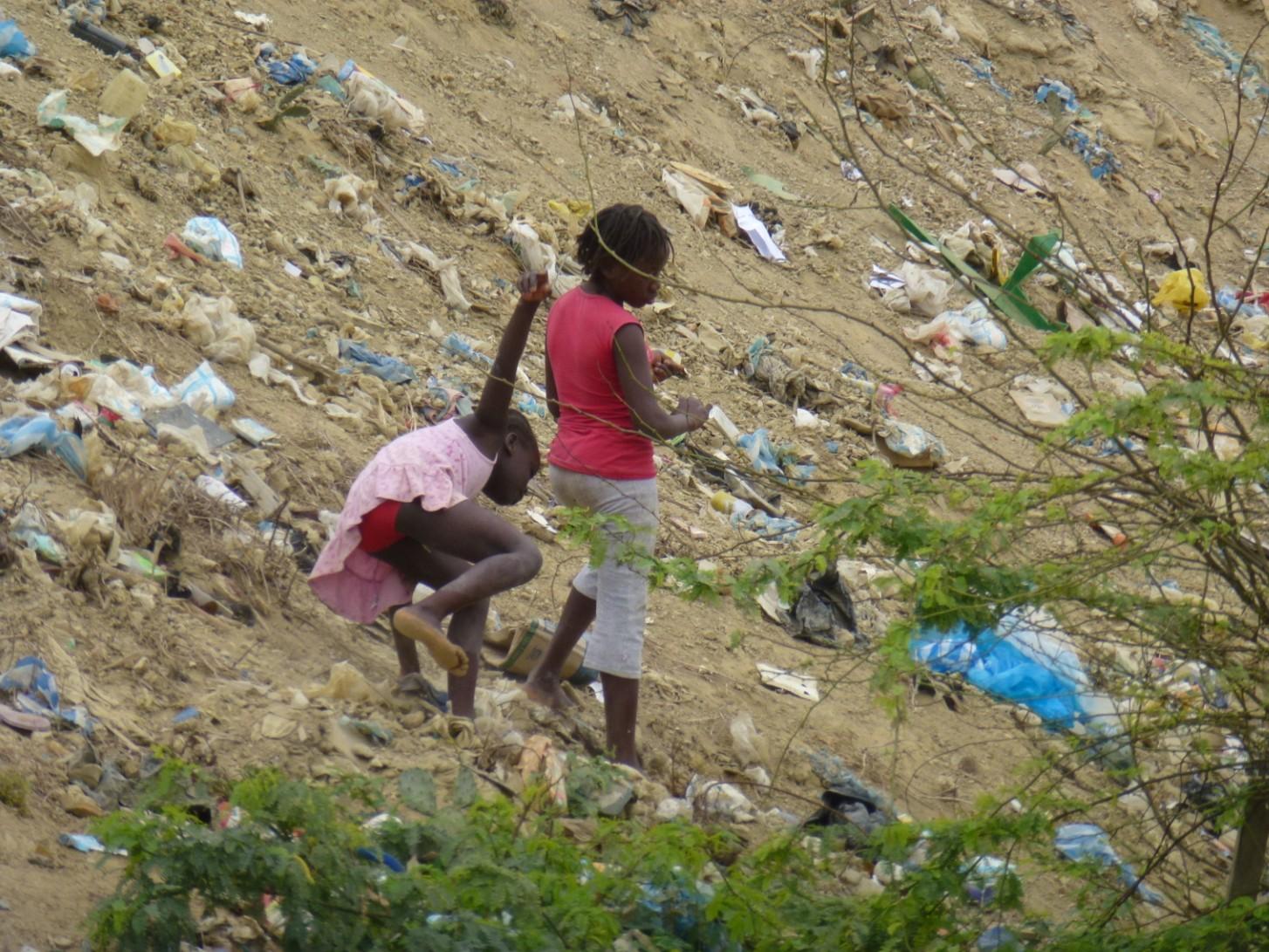 Capacitación ambiental en Angola